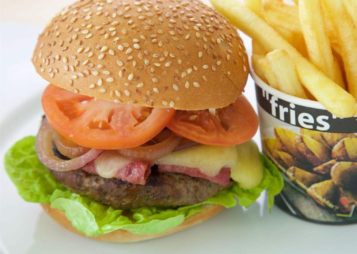 Wraps Burgers